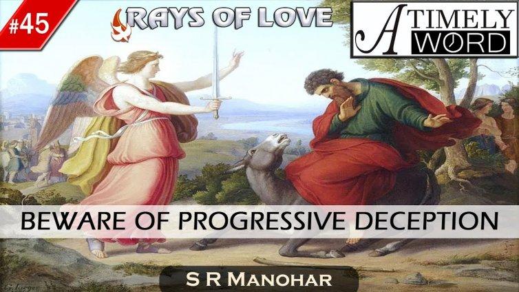 TW45| Beware of progressive Deception