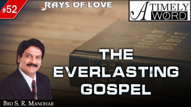 TW52| The Everlasting Gospel